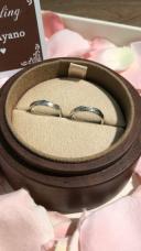 【COLANY(コラニー)の口コミ】 セレクトショップで沢山の指輪をお試ししましたが、自分が理想としていた…