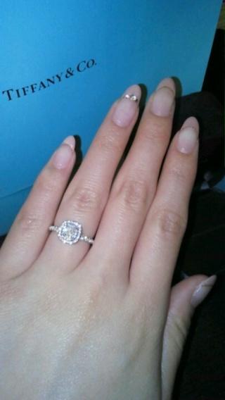 【ティファニー(Tiffany & Co.)の口コミ】 ティファニーというブランドが好きだからです。友人に結婚指輪どこの?っ…