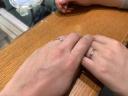 【アネリディギンザ(ANELLI DI GINZA)の口コミ】 婚約指輪をこちらで購入して大変満足した為。相木目シリーズをいくつか見…