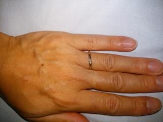 【BLOOM(ブルーム)の口コミ】 結婚指輪の購入をあまり積極的に考えていない私たちの気持ちをうまくもり…