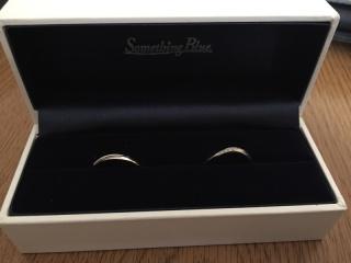 【Something Blue(サムシングブルー)の口コミ】 何件か指輪を見に行きましたが、ブランドで選ぶとデザインが限られてくるの…