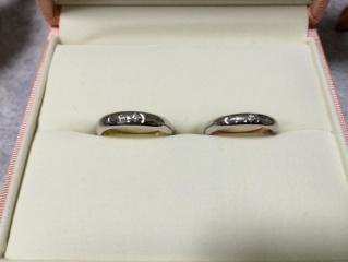 【ケイウノ ブライダル(K.UNO BRIDAL)の口コミ】 自分と妻はお互いディズニーが好きなので、指輪はディズニーコレクションを…