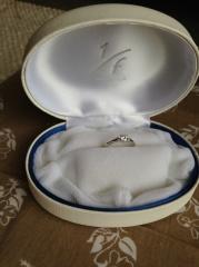 【1/f エフブンノイチの口コミ】 指輪の決め手は、現在の夫の進めからでした。他とは違うものが欲しかった…