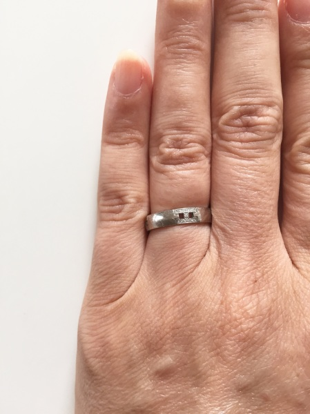 エルメス 結婚 指輪