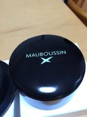 【MAUBOUSSIN(モーブッサン)の口コミ】 主人に婚約指輪として、プレゼントしてもらいました。 見た目が派手すぎず…