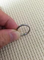 【カルティエ(Cartier)の口コミ】 婚約指輪をこちらのお店で購入したので結婚指輪もそろえて購入することに…