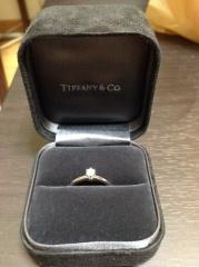 【ティファニー(Tiffany & Co.)の口コミ】 旦那さんがサプライズで用意してくれたものなのですが、購入の決め手は私が…