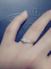 【エクセルコダイヤモンド(EXELCO DIAMOND)の口コミ】 結婚指輪から探しました。みんなとデザインが被るのが嫌だったので、ダイヤ…