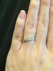 【I's stone(アイズストーン)の口コミ】 ゼクシィナビで結婚式の相談したところいくつか指輪のお店の割引券を頂き…