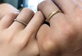 【YUKA HOJO jewelryの口コミ】 以前からインスタグラムやインターネット等でかわいい指輪を検索していて…