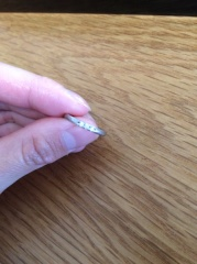 【MIKIMOTO(ミキモト)の口コミ】 ダイヤがそんなに目立つことなくて、でも輝きがある3つにしました。ひと…