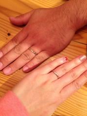 【Douxmiere bijou SOPHIA(ドゥミエール ビジュソフィア)の口コミ】 プロポーズのときに彼から貰った婚約指輪と同じブランドのものだったから…