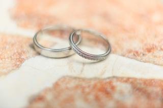 【アイプリモ(I-PRIMO)の口コミ】 ブランドは問わず鍛造の結婚指輪を探していて、こちらのデザインが気に入り…