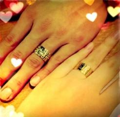 【SERGE THORAVALの口コミ】 結婚指輪ということではじめはシンプルなデザインをイメージしていましたが…