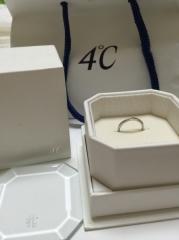 【4℃(ヨンドシー)の口コミ】 ブランド品として、メジャーで金額も10万前後であったのでこちらのお店に…
