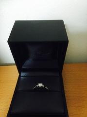 【ラザール ダイヤモンド(LAZARE DIAMOND)の口コミ】 計10件以上のブランドを見に行きました。一番最初に、ティファニーさんに…