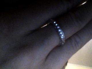 【ティファニー(Tiffany & Co.)の口コミ】 二度目の結婚でしたが、生活も安定してきて、結婚指輪も豪華にしたいと思い…