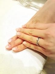 【アイプリモ(I-PRIMO)の口コミ】 太くて関節がゴツゴツしているのがコンプレックスだった自分の指が、綺麗に…