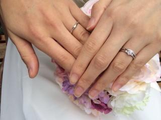 【4℃(ヨンドシー)の口コミ】 結婚指輪、婚約指輪を検討して1件目で訪れたお店でした。店員さんはみんな…