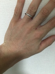 【銀座ダイヤモンドシライシの口コミ】 妻が好きなデザインがたまたまダイヤモンドシライシにあり、私は特にこだわ…