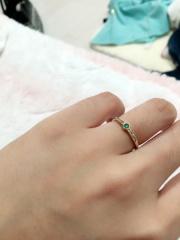 【4℃(ヨンドシー)の口コミ】 出来ちゃった婚でとってもバタバタしており、新婚旅行や結婚式費用のこと…
