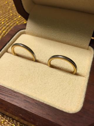 【TANZO(タンゾウ)の口コミ】 既製品の結婚指輪だと人とデザインが被るので、オーダーで質の良いものが…