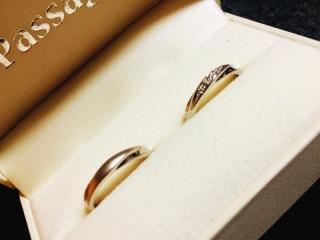 【Passage(パッサージュ)の口コミ】 この指輪を買う決めてとなったのは2つあります。 1つ目は、デザインです…