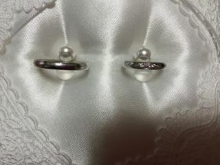 【アイプリモ(I-PRIMO)の口コミ】 デザイン、細さ、カラー等色々ありましたが、ピンクダイヤモンドがとても可…