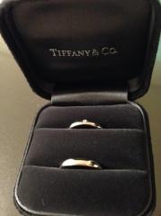 【ティファニー(Tiffany & Co.)の口コミ】 結婚指輪は、ずっとつけているものだから、何か作業してる時に、違和感を…