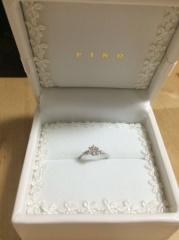 【宝寿堂(ほうじゅどう)の口コミ】 私の手は水かきが目立つため、S字ラインの指輪を勧めていただきました。そ…