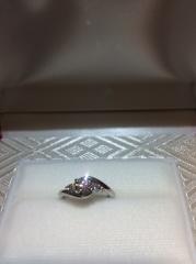 【KAOKI(カオキ)の口コミ】 最初はどんな指輪が欲しいのか考えが全くまとまりませんでした。 ハイブラ…