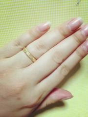 【Jewel HAMA(ジュエルはま)の口コミ】 なんと言っても世界に1つだけの結婚指輪なので購入しました。いろいろお店…
