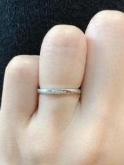 【俄(にわか)の口コミ】 指輪に関する知識がなかったので、インターネットで様々なブランドの指輪…