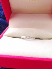 【ガラOKACHIMACHIの口コミ】 初めはダイヤはなくてもいいかなと思ってシンプルなものを選んでいましたが…