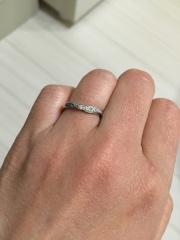 【俄(にわか)の口コミ】 指輪のひとつひとつに和の名前がついていて、それぞれに意味が込められて…
