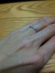 【TANZO(タンゾウ)の口コミ】 主人が結婚指輪を無くしてしまった為、もう一度TANZOさんにお願いしま…