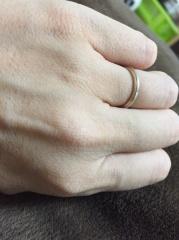 【スタージュエリー(STAR JEWELRY)の口コミ】 元々スタージュエリーは大好きなブランドで、結婚指輪は絶対にスタージュエ…