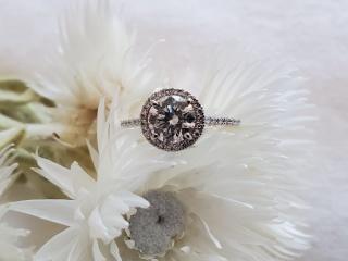 【カオキ ダイヤモンド専門卸直営店の口コミ】 ブランドよりはダイヤモンドに拘りたくてお店を検索し、カオキさんに伺い…