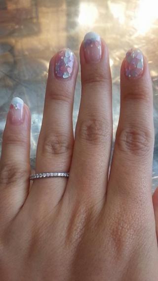 【カルティエ(Cartier)の口コミ】 婚約指輪より結婚指輪にお金をかけようと思ったのと、ダイヤモンドがついて…