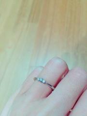 【銀座ダイヤモンドシライシの口コミ】 初めはダイヤ入りの結婚指輪は考えていなかったんですが、 やはり店頭で見…