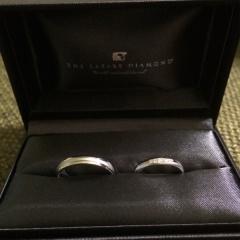 【ラザール ダイヤモンド(LAZARE DIAMOND)の口コミ】 人とは違った指輪がほしいね、と話し合いラザールダイアモンドさんへ。 は…