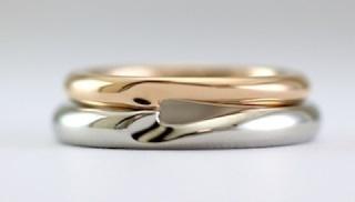 【Aroode(アローデ)の口コミ】 手作りできることとシンプルなものを選びたかったことが、この指輪に決め…