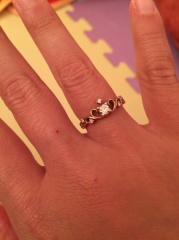 【フラウ神戸の口コミ】 デザイン性の高い婚約指輪を探しており、雑誌で見つけた神戸発祥のブラン…