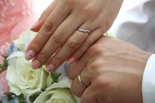 【ケイウノ ブライダル(K.UNO BRIDAL)の口コミ】 出会った時から結婚に至るまでのエピソードを交えて世界に一つだけの指輪を…