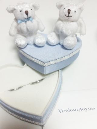 【ヴァンドーム青山(Vendome Aoyama)の口コミ】 4℃を購入しようと思っていたのですが、価格とデザインに納得いかずふらっ…