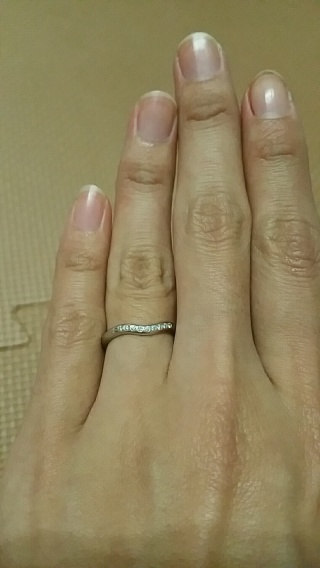 【ティファニー(Tiffany & Co.)の口コミ】 婚約指輪がティファニーだったのでブランドはティファニーと決めていました…