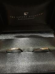 【ラザール ダイヤモンド(LAZARE DIAMOND)の口コミ】 店員さんの対応がとても丁寧かつ、指輪の良さの説明も大変分かりやすく、な…