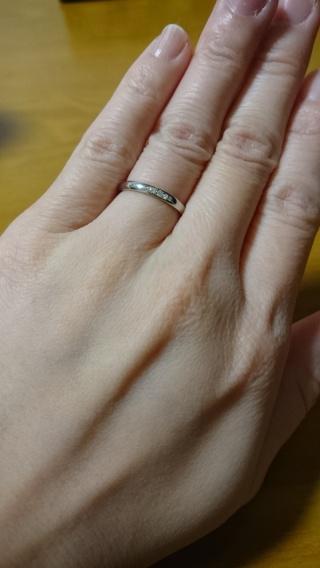 【アイプリモ(I-PRIMO)の口コミ】 決めては、指輪の名前でした。 結婚生活を見守る女神 ユノー という名前が…