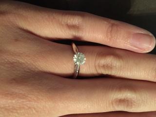 【MIKIMOTO(ミキモト)の口コミ】 婚約指輪がミキモトだったため、一緒に指にはめても合うよう、同じブランド…