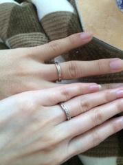 【アイプリモ(I-PRIMO)の口コミ】 キレイでかわいいデザインの指輪が、安く手に入るので即決でした。アフター…